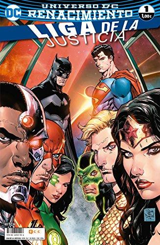 Liga de la Justicia 56/ 1 (Renacimiento) (Liga de la Justicia (Nuevo Universo DC))