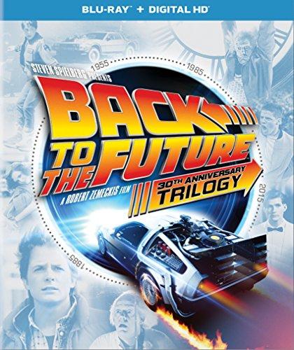 Back To The Future - 30Th Anniversary (Blu-Ray+Digital HD) [Edizione: