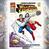 Superman & Lois Batman und Catwoman, Marvel Comics, Hochzeit, Geburtstag, Ticket, Einladung, Robin, Joker-/-stecker, beidseitig bedruckt, personalisierbar, jede Farbe oder Text, A4, A5A6A7