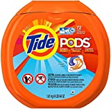 Tide PODS Laundry Detergent Pacs - Ocean...