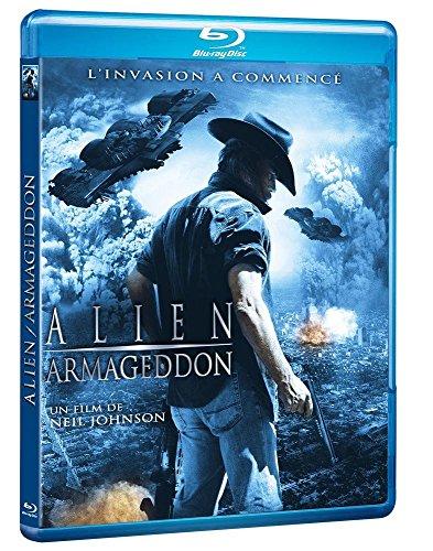 Alien armageddon [Blu-ray] [FR Import]