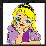 Princesse Coloriage...