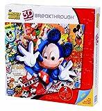 Best Mega Bloks 10 años de edad Juguetes - Mega Bloks 50674 Puzzle 3D Mickey Mouse Review
