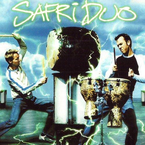 The Album (CD Album Safri Duo, 9 Tracks)