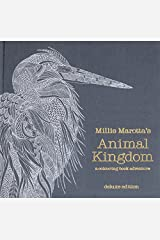 Millie Marotta's Animal Kingdom Deluxe Edition: A Colouring Book Adventure Stationery