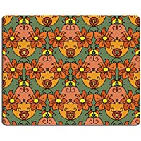 Mousepads Bright Seamless floreale in stile etnico Image ID 23492555 by Liili Customized Mousepads Stain Resistance Collector kit Kitchen Table top Desk drink Customized Stain Resistance Collector kit Kitchen Table top Desk