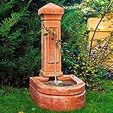 Gärtner Pötschke Terracotta-Brunnen Florenz