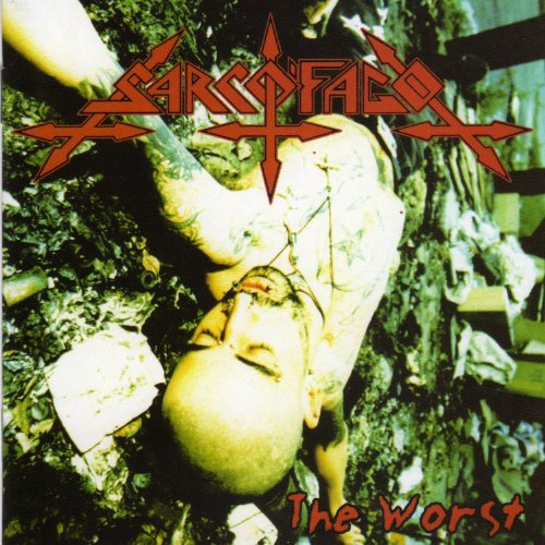 Sarcofago: Worst/Crust (Audio CD)