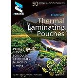 Plastificazione A3High Gloss Laminator fogli 250micron (125+ 125micron) laminato lucido della manica–Confezione di