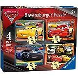 Ravensburger 06894 - Disney Cars: 3 - 12 + 16 + 20 + 24 Teile Puzzlebox für Kinder