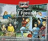 Fünf Freunde: 23/3er Box-Auf der Felseninsel (Folgen 12,18,2 (Audio CD)
