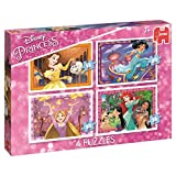 """Best Disney Princess Gift For A 2 Year Olds - Jumbo 19462"""" Disney Princess 4"""" Puzzle Review"""