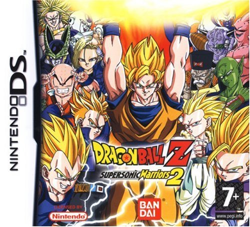 Dragon Ball Z Supersonic Warriors 2 [FR Import] (Dragon Ball Z-spiele Für Den Ds)