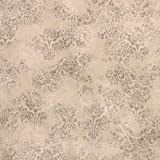 Fabulous Fabrics Baumwollstoff Stretch Ornament Sand —