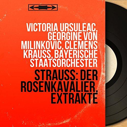Der Rosenkavalier, Op. 59, Act I: