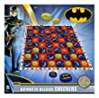 Checkers Batman VS Villains 2 Player Family Board Game from RMS International