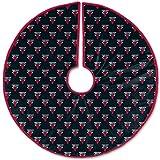 Pegasus–Sport (pegrk) NBA Houston Raketen Weihnachtsbaum Rock, 52, unisex, NBACT-BULLS-12, Chicago Bulls, 52-inch