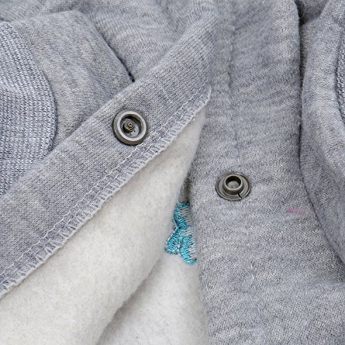 PAWZ Road Hundepullover Hoodie Mantel in vier Farben erhältlich - 4