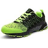 SOLLOMENSI Scarpe da Ginnastica Uomo Donna Scarpe per Correre Running Corsa Sportive Sneakers Trail Trekking Fitness Casual