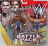 WWE Battle Pack Series 44 Action Figures - American Alpha Jason Jordan & Chad Gable Tag Team