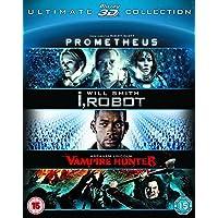Prometheus/I Robot/Abraham Lincoln 3d