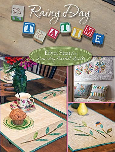 Rainy Day Teatime: 12 Quick and Easy Projects Featuring Two of Edyta Sitar\'s Most Popular Stencils - Dancing Umbrella and Simple Shapes