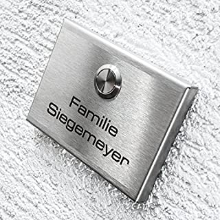 Klingel aufputz edelstahl | Heimwerker-Markt.de