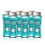 Gliss Million Gloss Shampoo - 6 Stück