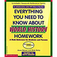 Everything You Need to Know About World History Homework: A