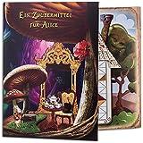 Ein Zaubermittel für Alice - Interaktive Schnitzeljagd für Kindergeburtstag und Kinderparty