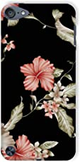 Sankee Case Cover for Apple iPod Touch 5th Gen Mobile Phone Patterns Black Protective Case Cover Accessory IPODT5CLSADA28