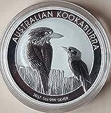 Kookaburra 2017 Silbermünze Silber Münze 1 Unze 1 oz in Münzkapsel