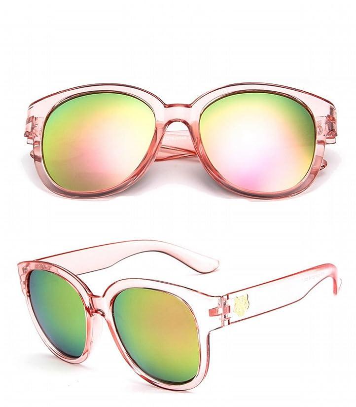 Tiger Kopf Retro Sonnenbrille Damen Gesicht Sonnenbrille Transparentes Quecksilberpulver NSLwHMynyN