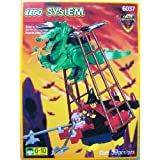 Lego System 6037 Witch's Windship Fright Knights