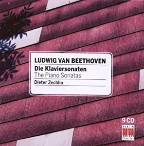 Die Klaviersonaten/the Piano Sonatas