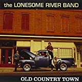 Songtexte von Lonesome River Band - Old Country Town