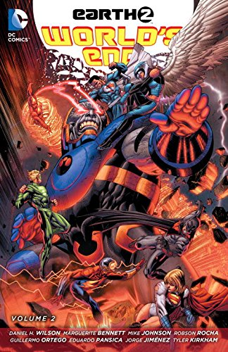 Earth 2 Worlds End TP Vol 2 (New 52)