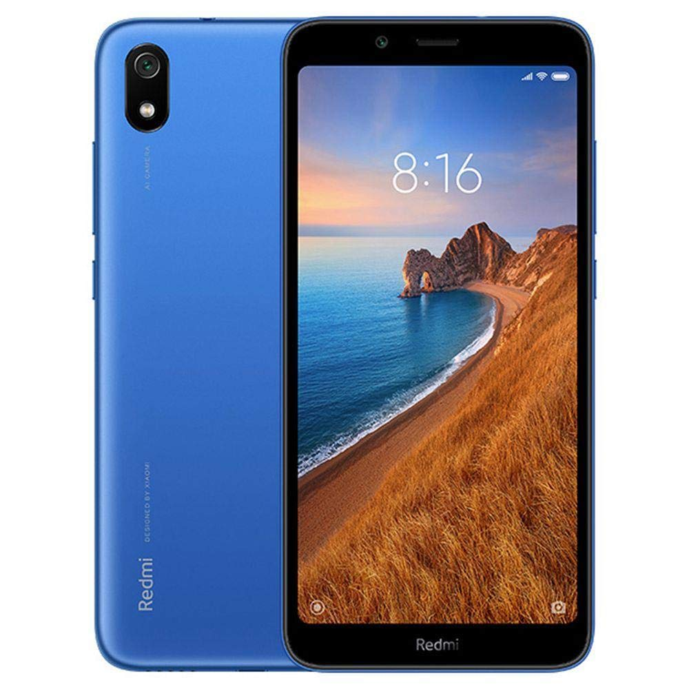 Xiaomi Redmi 7A Azul 2GB 32GB 5.45″ HD Snapdragon 439 Octa Core Mobile Phone 4000mAh 13MP Camera Smartphone