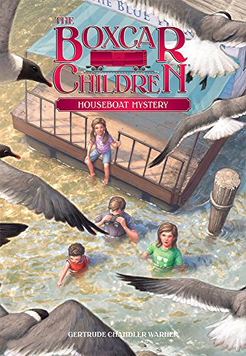 Houseboat Mystery (Boxcar Children Mysteries, Band 12)