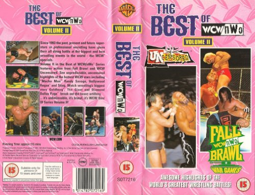 WCW: Best Of WCW/Nwo - Volume 2 [VHS]