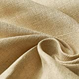 Bauernleinen - 100% Rohleinen, Farbe: flachs-beige -