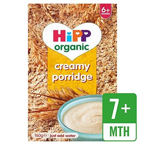 hipp-organica-cremosa-gachas-160g