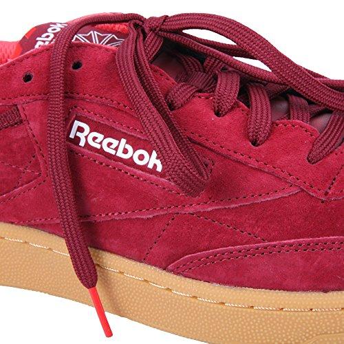 Reebok, Chaussures basses pour Homme Bordeaux