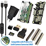 Maker Spot 8-in-1 Mega Pack Raspberry Pi Zero KRB0136-VE immagine