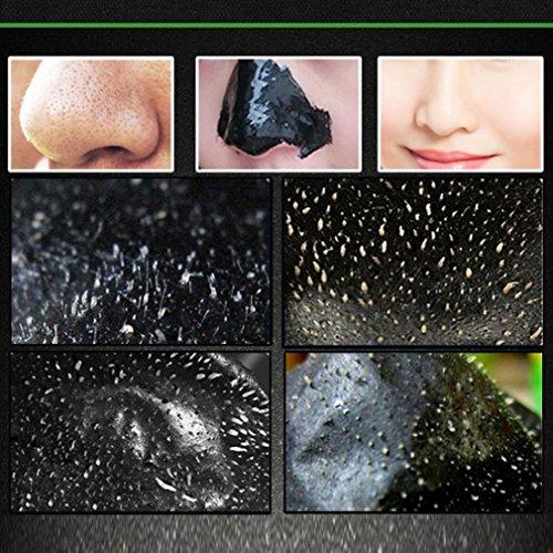 Schönheit Hautpflege Gesichtsmaske Blackhead Entfernen Mineralschlamm Blackhead Pore Cleansing Cleaner Entfernung Maske Membranen A