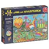 Jan Van Haasteren - Das Ballonfestival - 2000 Teile Puzzle