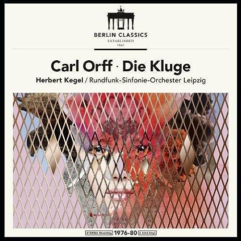 Carl Orff : Die Kluge, opéra. Stryczek, Süss, Falewicz, Friedrich, Kegel.