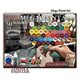 Army Painter - New Mega Paint Set 2017