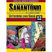 Un'estate con Sanà: Le inchieste del commissario Sanantonio