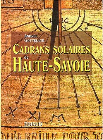 Cadrans solaires de Haute-Savoie